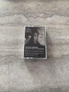 Julian-Lennon-The-Secret-Value-of-Daydreaming-Cassette-Tape-K7