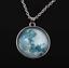 Full-Fluorescent-Rising-Moon-Pendant-Necklace-Glow-In-The-Dark-Luminous-Chain thumbnail 12