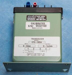 Davis-0-1mAdc-0-5-Aac-CT5-005A-Transducer-dq