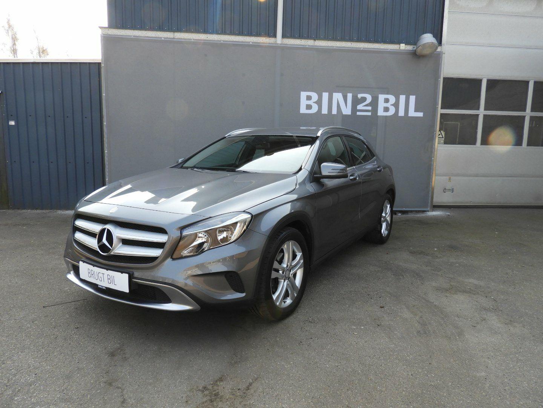 Mercedes GLA200 2,2 CDi 5d - 273.880 kr.