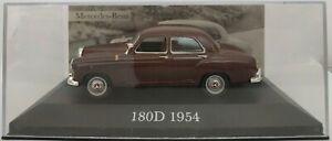 1-43-MERCEDES-BENZ-180d-180-D-1954-IXO-ALTAYA-COCHE-DE-METAL-A-ESCALA-DIECAST