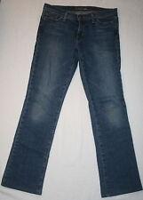Women's Joe's Jeans Vintage Denim 30 Inseam Boot Cut Low Rise Pants Size 28
