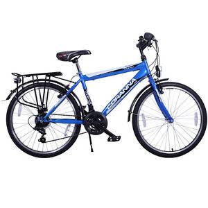 24 zoll jungenfahrrad shimano 21gang 24 fahrrad blauweiss mit beleuchtung tmy. Black Bedroom Furniture Sets. Home Design Ideas