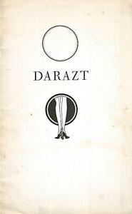WILLIAM-BURROUGHS-MILES-034-DARAZT-034-LONDON-LOVE-BOOKS-1965-LIMITED-ED-500-COPIES