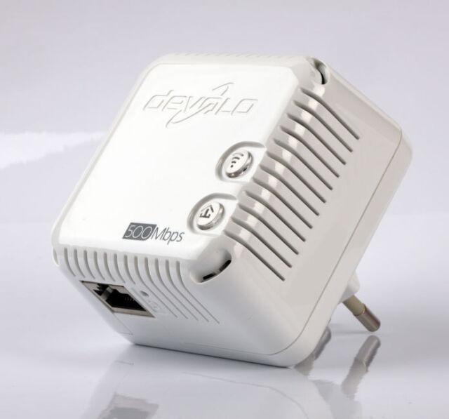 Devolo dLAN 500 WiFi / WLan Einzeladapter (Neu ohne Originalverpack.)