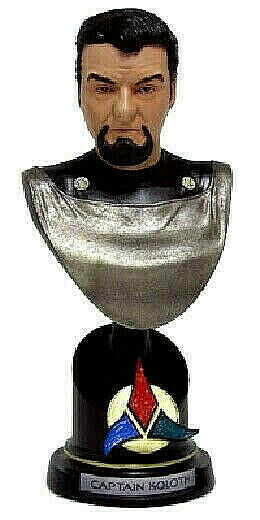 Star Trek Captain Koloth Buste Résine 18cm Sideshow