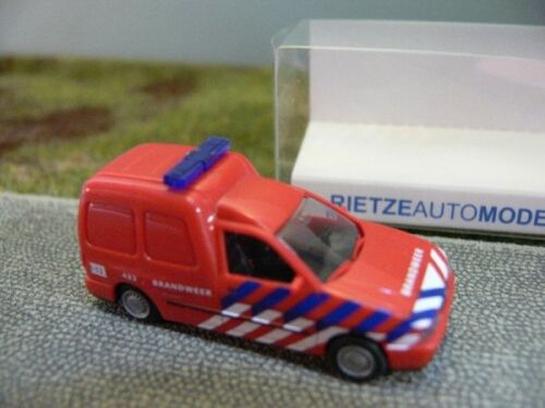 1//87 Rietze VW Caddy brandweer Amsterdam NL 50848