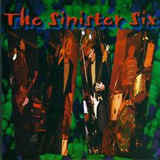 "SINISTER SIX Unlucky 7"" . monkey wrench cool jerks oblivians punk garage mudhone"