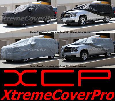 1992 1993 1994 1995 GMC Suburban Breathable Car Cover w//MirrorPocket
