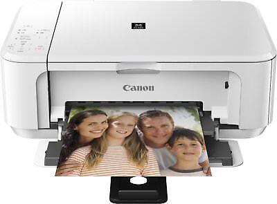 Canon PIXMA MG3550/MG3650 All in one Duplex Printer Scan Copy Wifi Air  Print Wht 4960999975269 | eBay