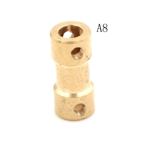 1 pcs Motor Coupling Coupler Connector Drive Shaft 2mm 5 Connector boat S/&K