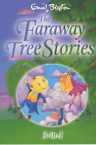 The-Faraway-Tree-Stories-Three-Books-in-One-Blyton-Enid-Acceptable-Fast-D