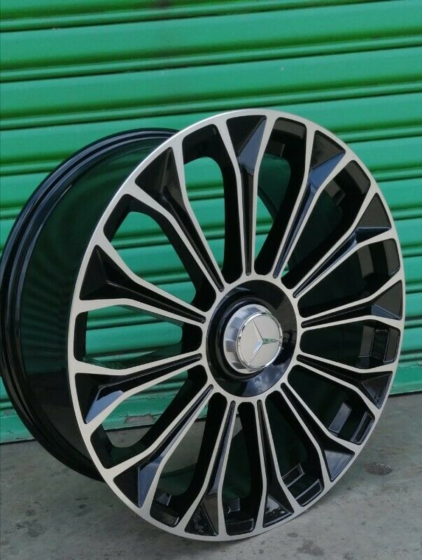 20 INCH MERCEDES MAGS LAST SET AVAILABLE