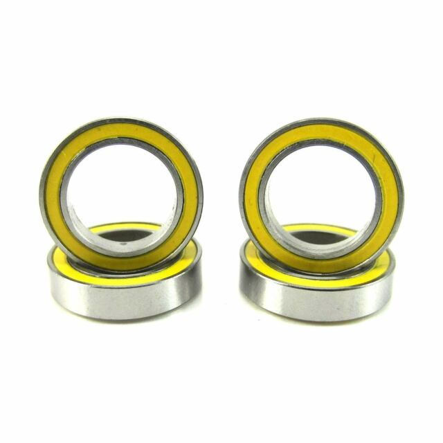 10 pc 8x16x5mm 688 2rs Tra5118 ABEC 3 ball bearing Jims Bearings replacement