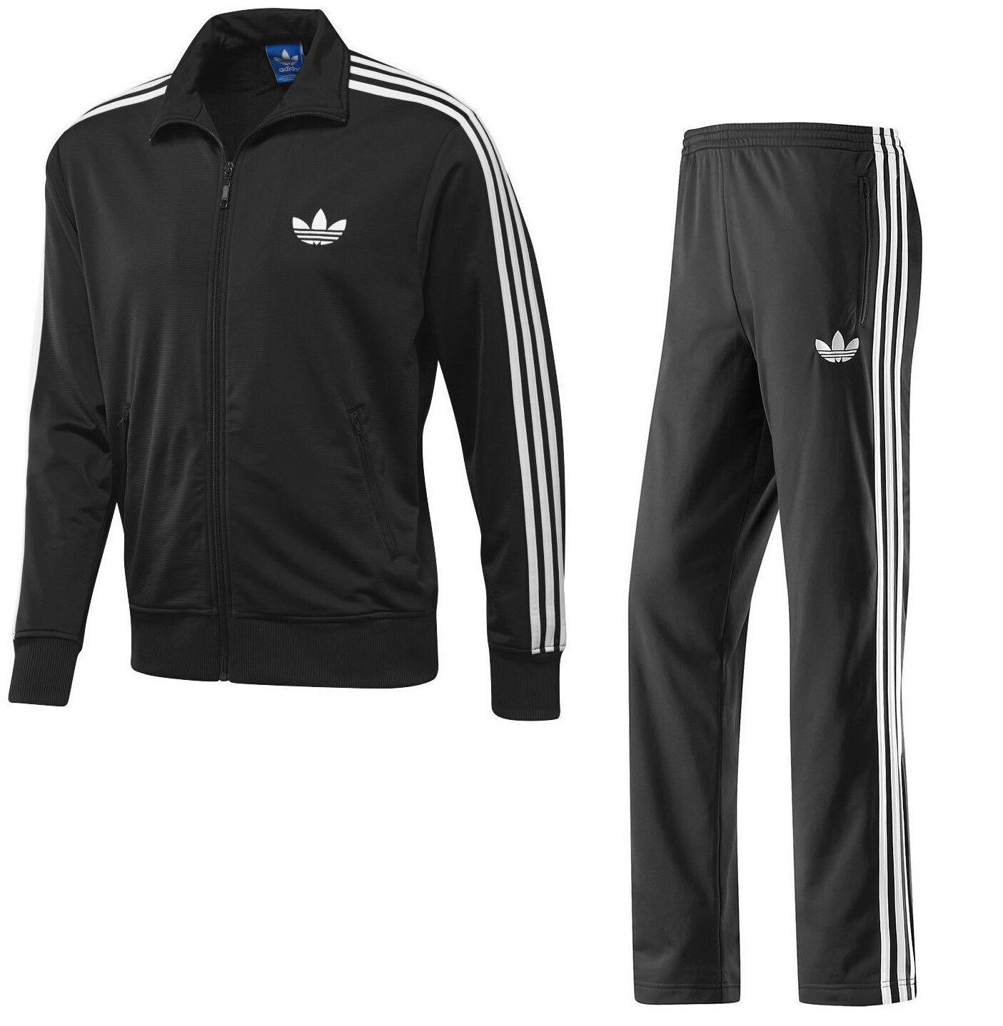 Herren Adidas Originals ADI Firebird Trainingsanzug Anzughose Trainingsjacke Top S - XL