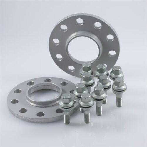 30mm//eje H/&r ensanchamiento también para peugeot 207 tornillos//perno de rueda