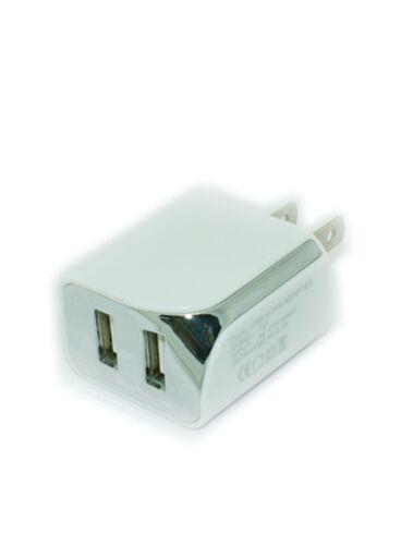 2.1A Wall AC Charger+USB Cord for ATT Samsung Galaxy Tab 2 10.1 SGH-i497 Tablet