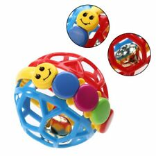 Baby Toy Bumpy Ball Activity Rattle Educational Infant Boys Girls Toddler Sassy