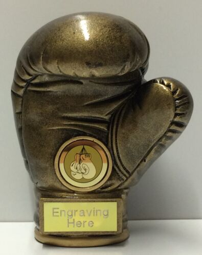 FREE P/&P On Additional Trophies Boxing Trophy FREE Engraving