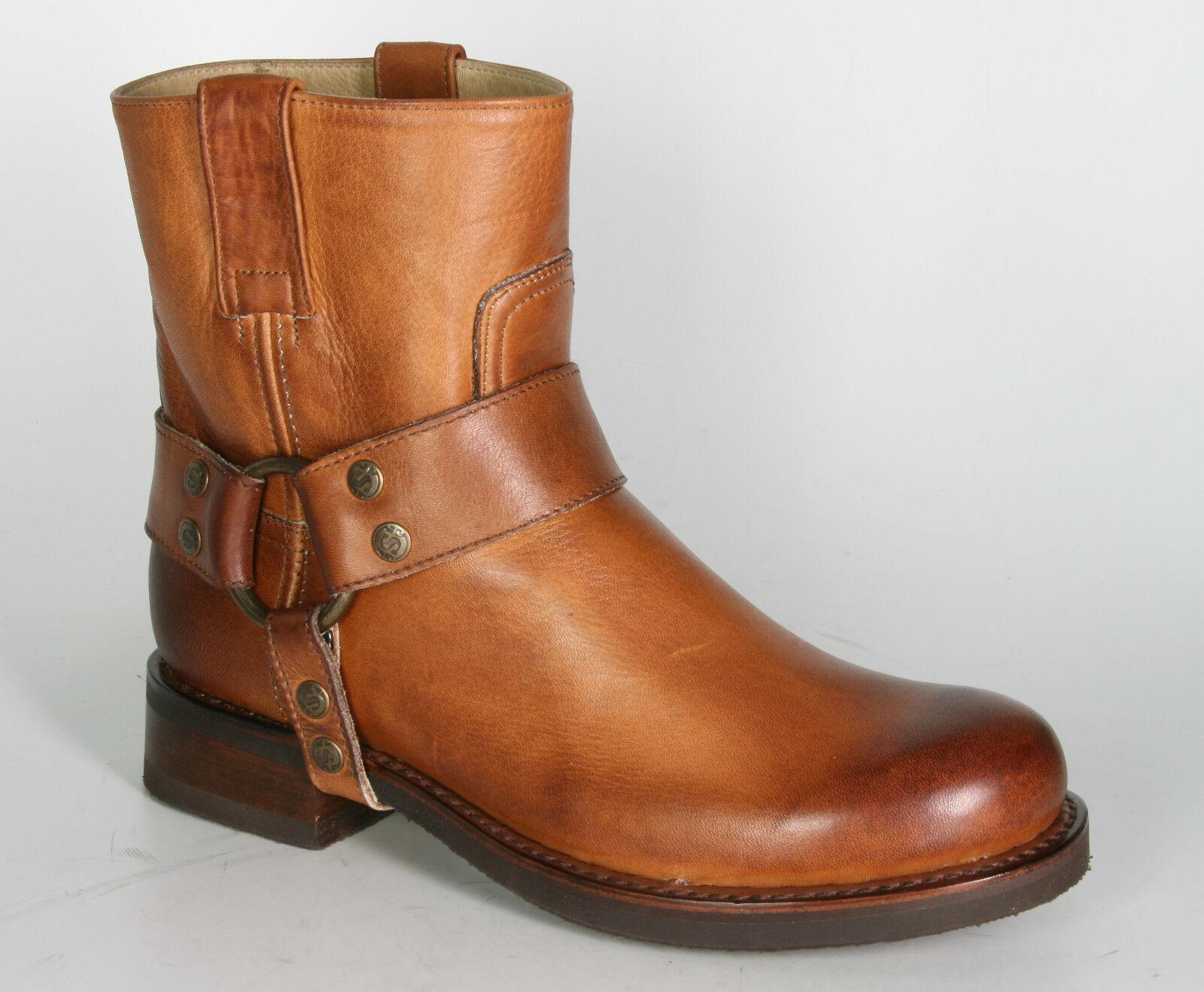 2898f47d0f3 9512 corto Sendra botas motorista Boots chiquita salva miel 47ddd2 ...