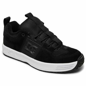 DC-SHOES-MEN-039-S-Lynx-OG-Skate-Sneaker-Basse-Sneaker-Scarpe-Nero-Bianco-BKW-calzature