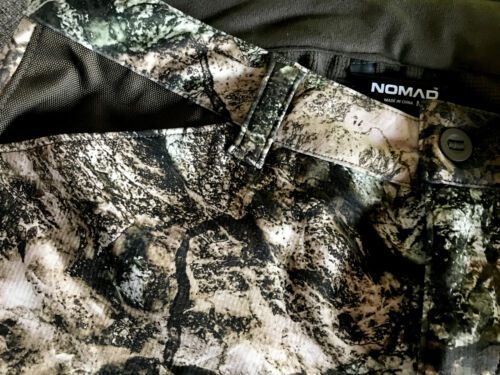 Men's XL NOMAD Mid Season Hunting Pants Mossy Oak Terra Camo