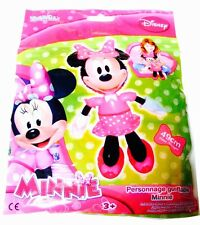 GIRLS DISNEY MINNIE MOUSE BLOW UP INFLATABLE PLASTIC TOY DOLL 49CM WHEN INFLATED