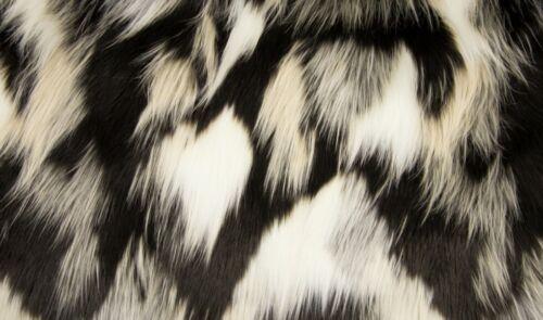 Sold Per Metre Fantasy Faux Fur Fabric