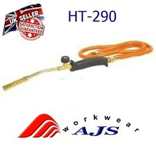 HEATING TORCH SET PROPANE GAS BLOW PLUMBER ROOFING SOLDERING HT-290