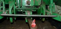 Oliver White Tractor Made In Usa 3-point Arm Control Spring 22 1/2 Long Plated