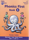 Phonics First: Book 5 by Pascal Press (Book, 2004)