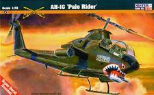 BELL AH 1 G COBRA (U.S. ARMY & SPANISH NAVY MKGS) 1/72 MISTERCRAFT HALF PRICE!