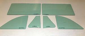 1957-BUICK-SPECIAL-OR-OLDSMOBILE-88-amp-SUPER-88-2DOOR-SEDAN-SIDE-GLASS-GREEN