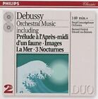 Debussy: Orchestral Music (CD, Dec-1993, 2 Discs, Philips)