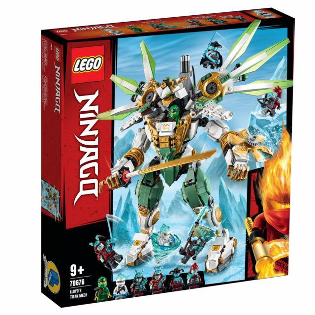LEGO® 70676 Ninjago Lloyds Titan-Mech NEU&OVP