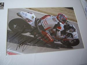 Karl Harris signed official BSB mounted photo Hydrex Honda Fireblade - Lincoln, United Kingdom - Karl Harris signed official BSB mounted photo Hydrex Honda Fireblade - Lincoln, United Kingdom