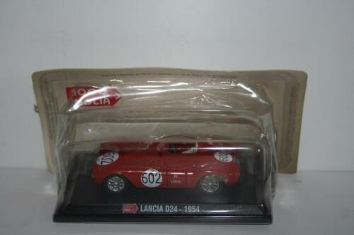 Lancia D24-1954 Hachette 1:43 1000 Miglia Blisterverpackung