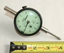 Mahr Federal 281sn Jeweled Green Dial Test Indicator 001