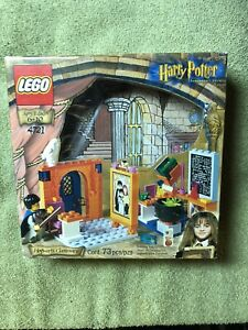 Lego Hogwarts Classrooms 4721 New Unopened Misb Harry ...