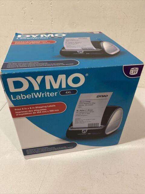 Brand New - DYMO LabelWriter 4XL Desktop Label Printer (1755120)