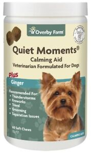 60pcs-Quiet-Moments-For-Dogs-Soft-Chews