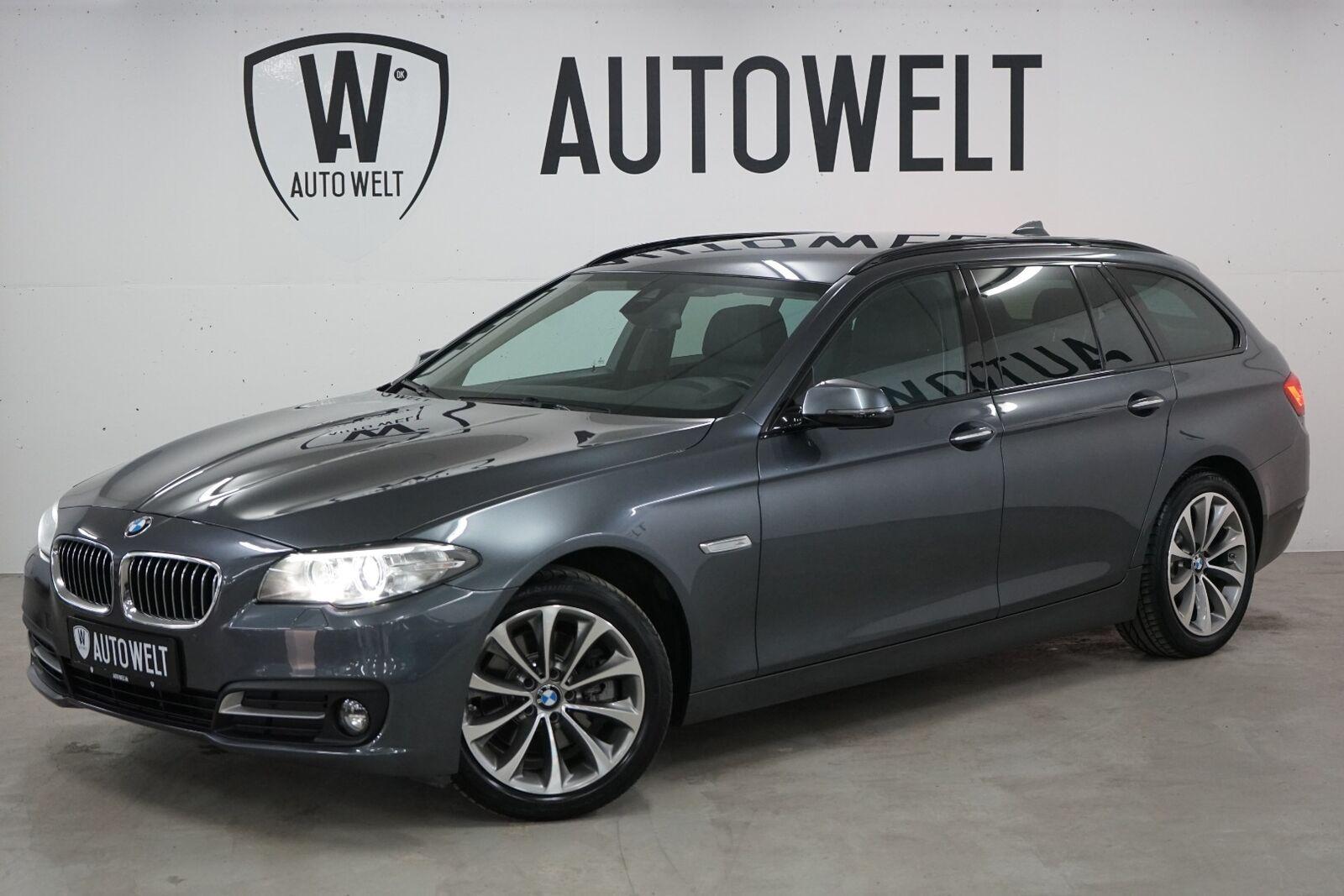 BMW 520d 2,0 Touring aut. 5d - 319.700 kr.