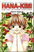 MANGA - Hana-Kimi N° 17 - Dynit - NUOVO