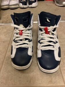 new style 67a99 4559e Image is loading nike-air-jordan-retro-olympic-6-size-6