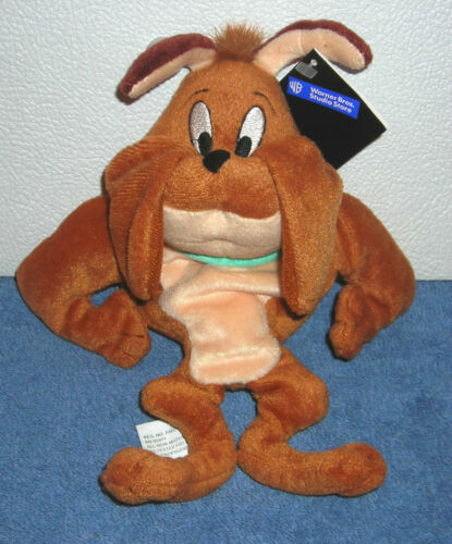 "WARNER BROTHERS STUDIO STORE MARC ANTHONY 9"" PLUSH BEAN BAG TOY"