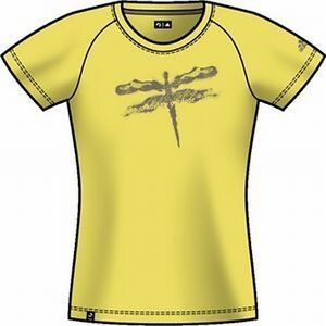 ADIDAS ORIGINALS T Shirt aus recyceltem Polyester in Blau