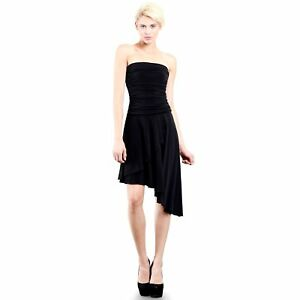 9af957b13a Image is loading Evanese-Women-039-s-Cocktail-Party-Strapless-Tube-