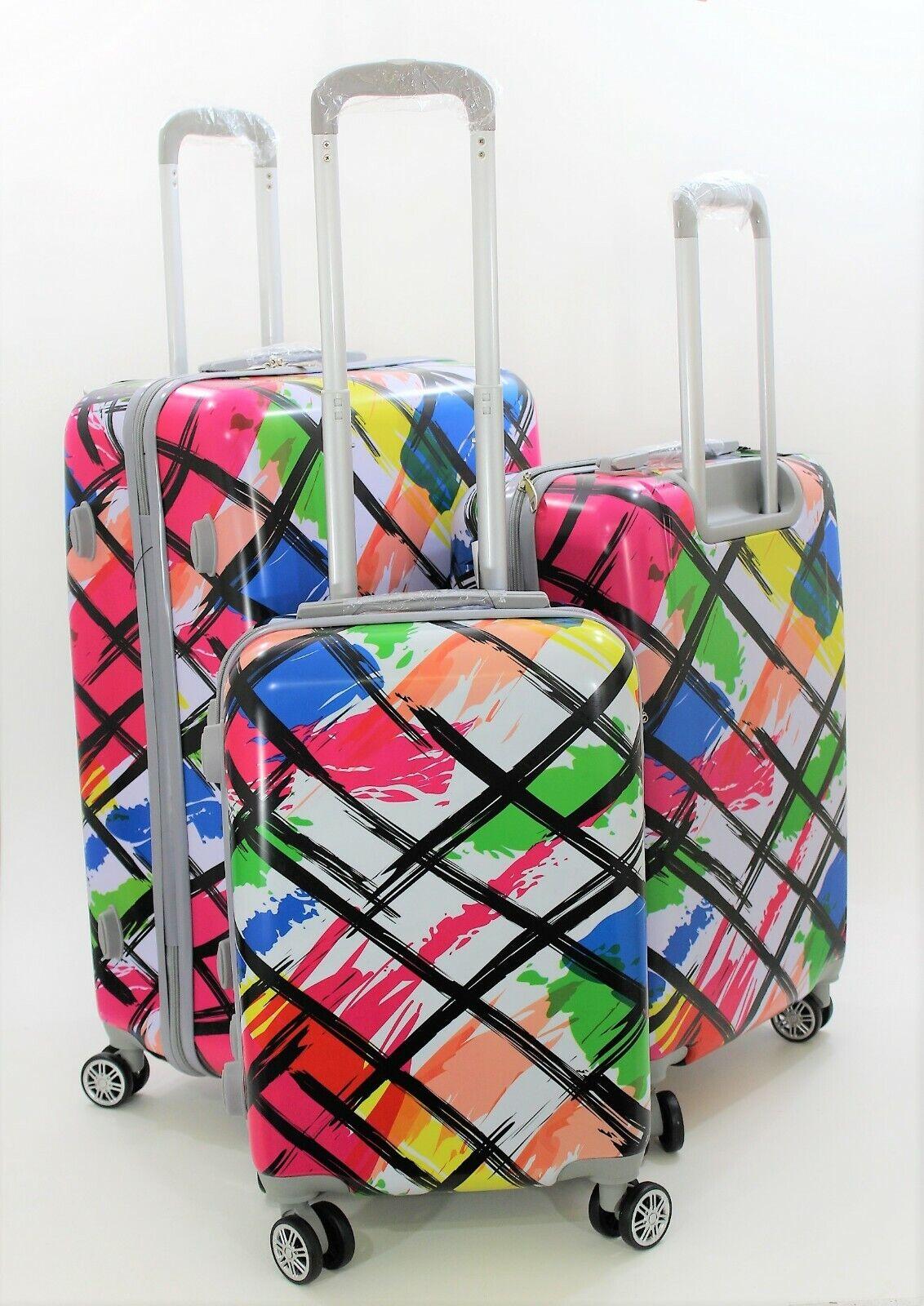 Ikase Hardside Spinner Luggage Bears