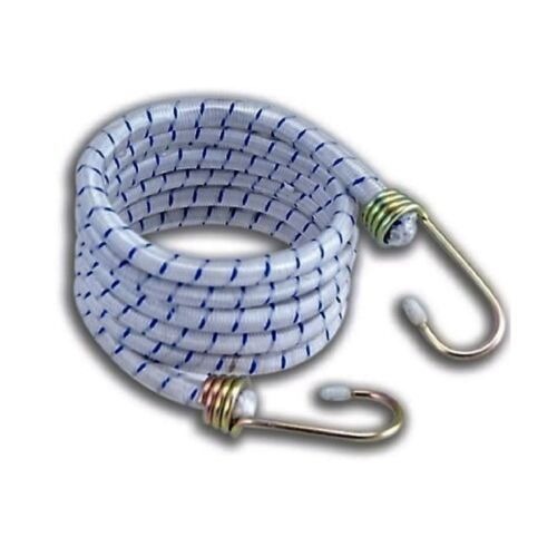 HOM Long Bungee Cord with Galvanized Steel Hooks