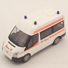 """Rietze Renault Trafic /""""Die Johanniter/"""" 1:87 H0 51369"""